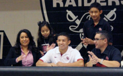 Wrestler signs with University of Oklahoma
