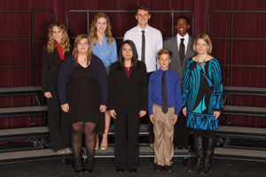 Speech team competes in UIL District Congress