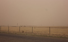 Amarillo plunges back into the dust bowl