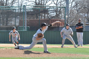 Baseball team to begin playoffs