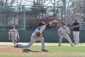 Baseball team to begin playoffs